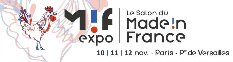 Invitation GRATUITE au Salon Made In France 2018